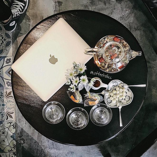 """Tránh rét trong những ngày Hà Nội """"lạnh chết đi được"""" ở 4 quán cafe rất xinh - Ảnh 19."""
