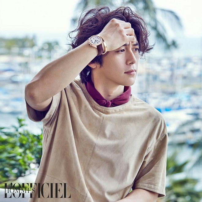 """11 """"ông chú"""" hot nhất màn ảnh Hàn: Đẹp thế này, có là chú thì vẫn muốn gọi """"oppa"""" nhé! - Ảnh 6."""