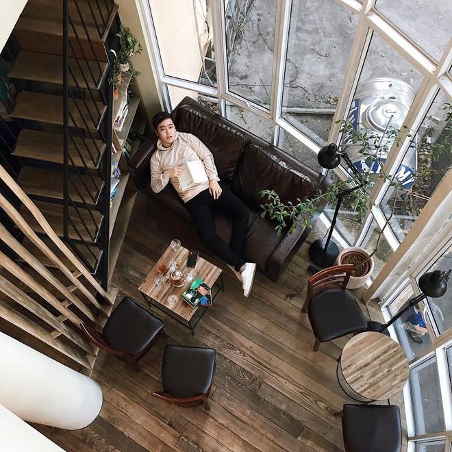 """Tránh rét trong những ngày Hà Nội """"lạnh chết đi được"""" ở 4 quán cafe rất xinh - Ảnh 9."""