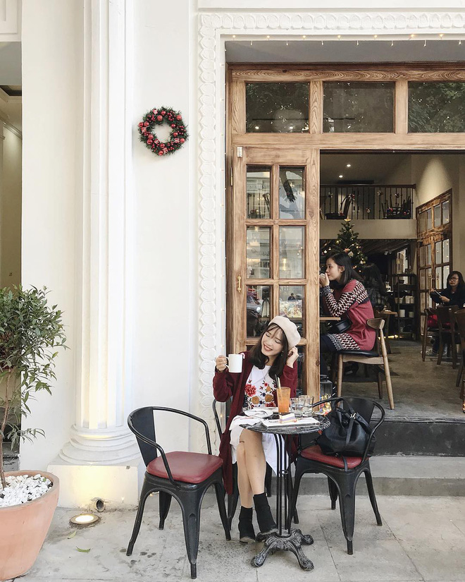 Ở Hà Nội thì phải đi check-in ngay 3 quán cafe siêu xinh này thôi trước khi nó hết hot - Ảnh 12.