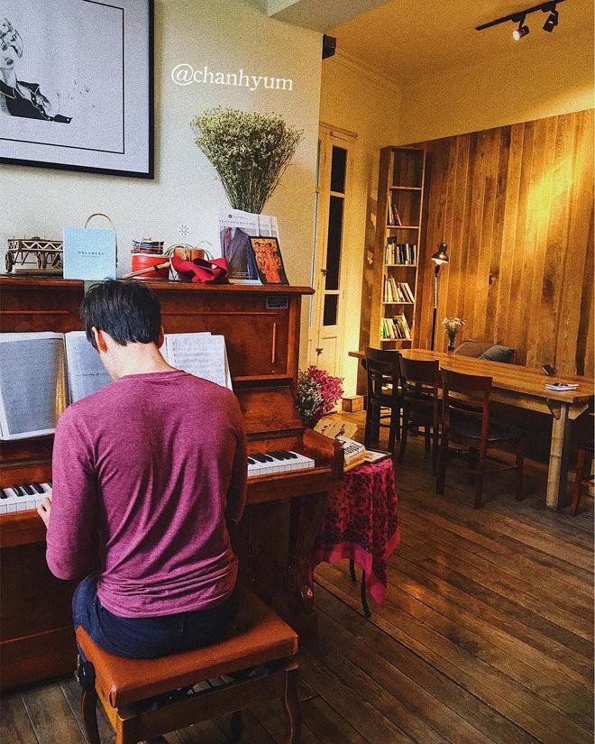 Tránh rét trong những ngày Hà Nội lạnh chết đi được ở 4 quán cafe rất xinh - Ảnh 8.