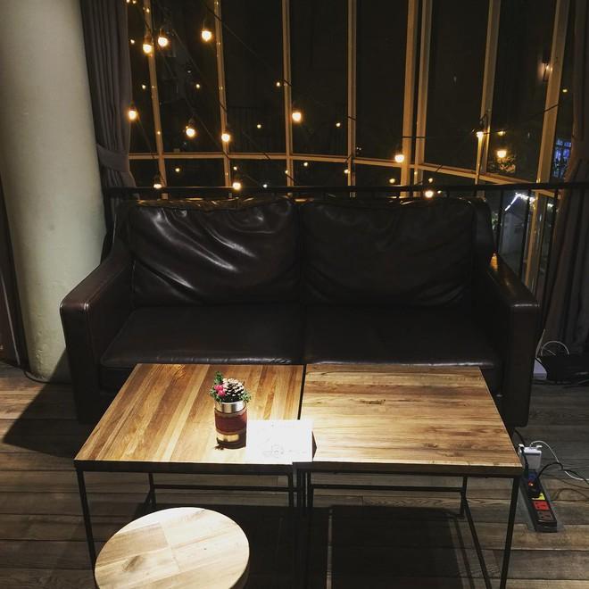 """Tránh rét trong những ngày Hà Nội """"lạnh chết đi được"""" ở 4 quán cafe rất xinh - Ảnh 7."""