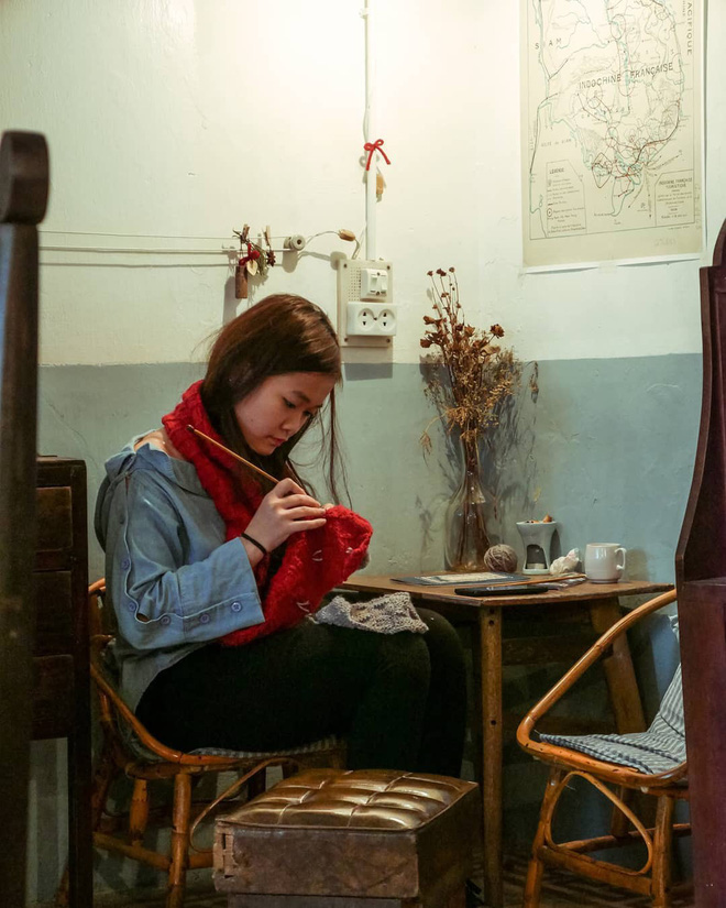 """Tránh rét trong những ngày Hà Nội """"lạnh chết đi được"""" ở 4 quán cafe rất xinh - Ảnh 5."""