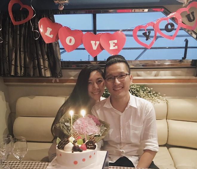 """Chuyện tình nàng """"khó"""" chàng """"lì"""" cực dễ thương của em gái Trấn Thành và bạn trai Hongkong - Ảnh 8."""
