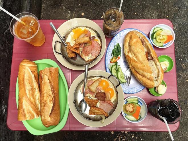 Bữa sáng ngon nhất của du khách người Mỹ tại Sài Gòn khiến ai cũng gật gù đồng ý vì đánh giá quá đúng - Ảnh 5.