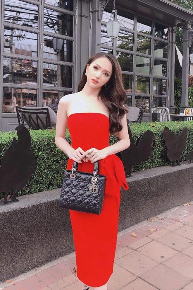 Chỉ dùng son đỏ và son cam mà Hương Giang vẫn cứ tỏa sáng ngời ngời tại Hoa hậu Chuyển giới Quốc tế 2018 - Ảnh 13.