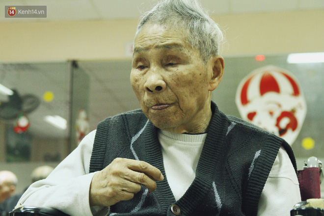 Đằng sau cánh cửa một viện dưỡng lão ở Hà Nội: Ừ thì, mình cứ vui hết mình thôi! - Ảnh 6.
