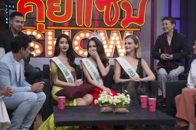 Bị hỏi về tin đồn mua giải trên truyền hình Thái, Hương Giang phản ứng đầy bất ngờ thế này! - Ảnh 2.
