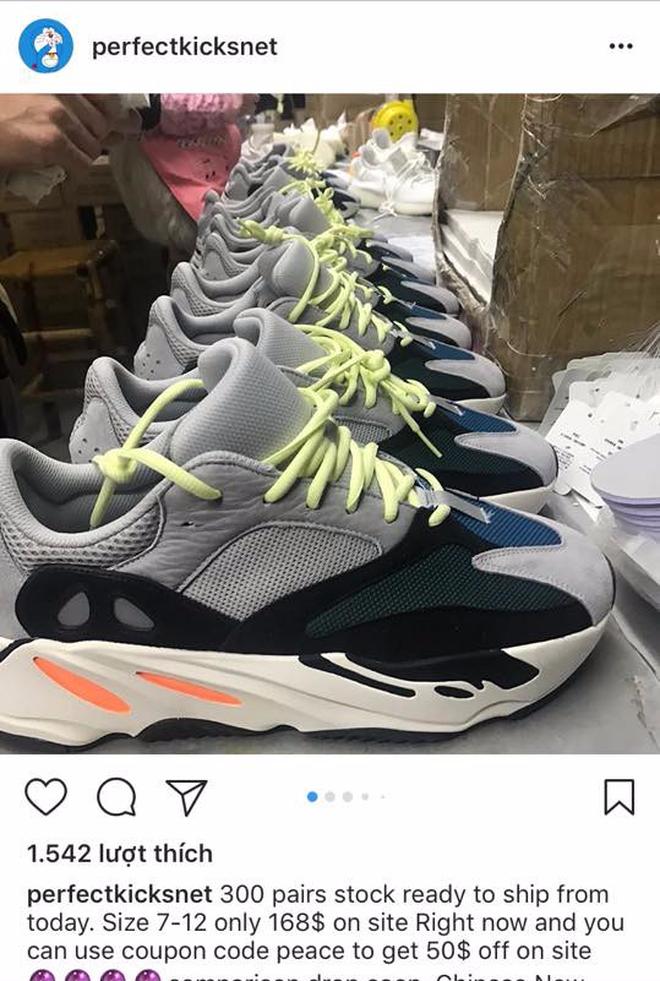 """""""Perfect Kicks"""" - xưởng làm giày giả chất lượng cao đang bôi xấu bộ mặt streetstyle của cả Việt Nam và thế giới? - Ảnh 4."""