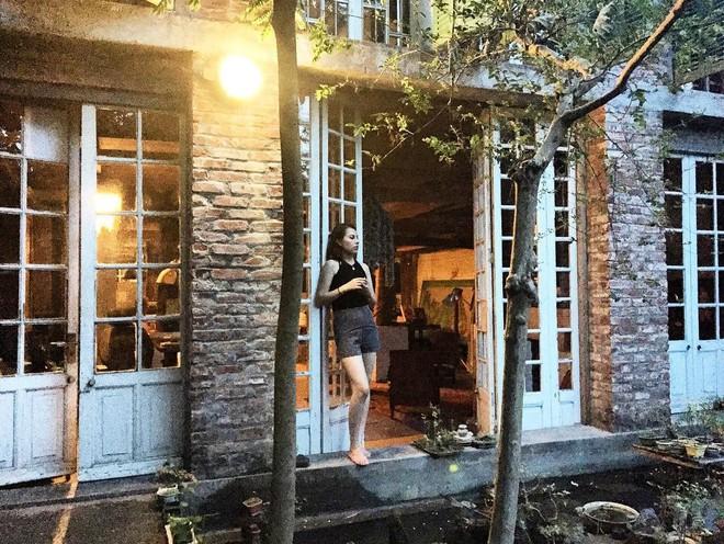 Ngày cuối tuần, trốn cả thế giới để đến với 3 homestay vừa xinh vừa xanh mát ở Hà Nội - Ảnh 7.