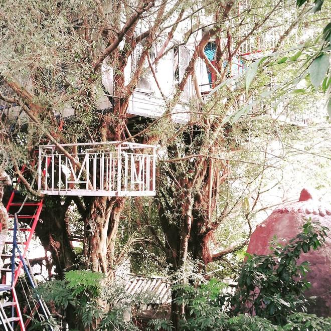 Ngày cuối tuần, trốn cả thế giới để đến với 3 homestay vừa xinh vừa xanh mát ở Hà Nội - Ảnh 6.