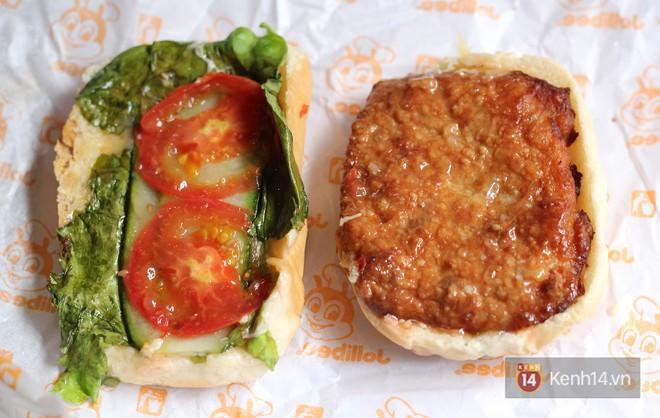 Xem sự khác biệt giữa quảng cáo và thực tế của burger ở Việt Nam để thấy đúng là đời không như mơ - Ảnh 26.