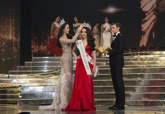HOT: Hương Giang sẽ lần đầu giao lưu khán giả Việt Nam với cương vị Tân Hoa hậu chuyển giới Quốc tế 2018 tại JAM - Ảnh 1.