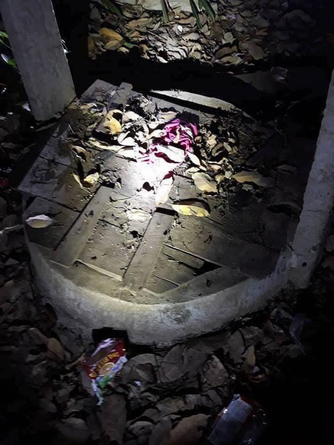 Lời khai rợn người của nghi phạm hiếp, giết bé gái 4 tuổi: Em bé vẫn sống dưới giếng sau một ngày bị ném xuống - Ảnh 3.