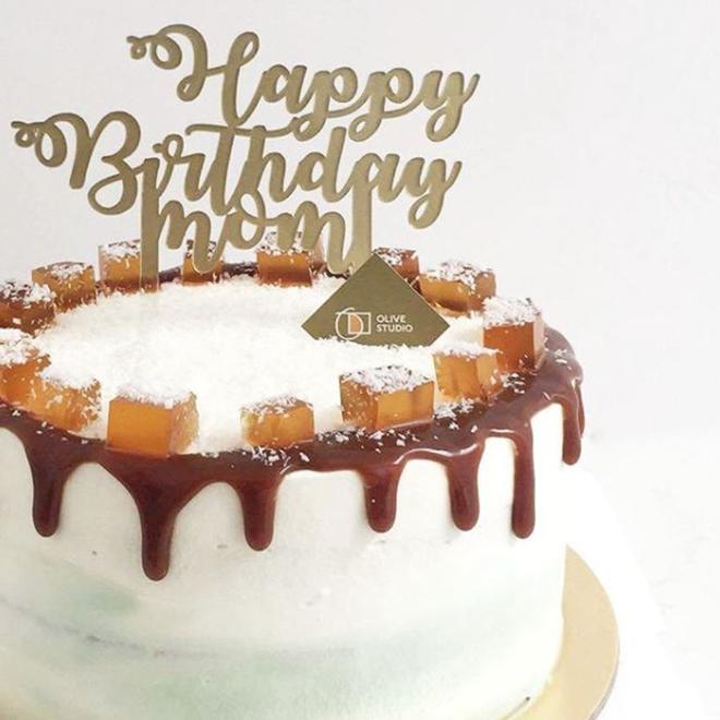 Một list những địa chỉ mua bánh sinh nhật ngon và lạ ở Hà Nội mà bạn không thể bỏ qua - Ảnh 3.