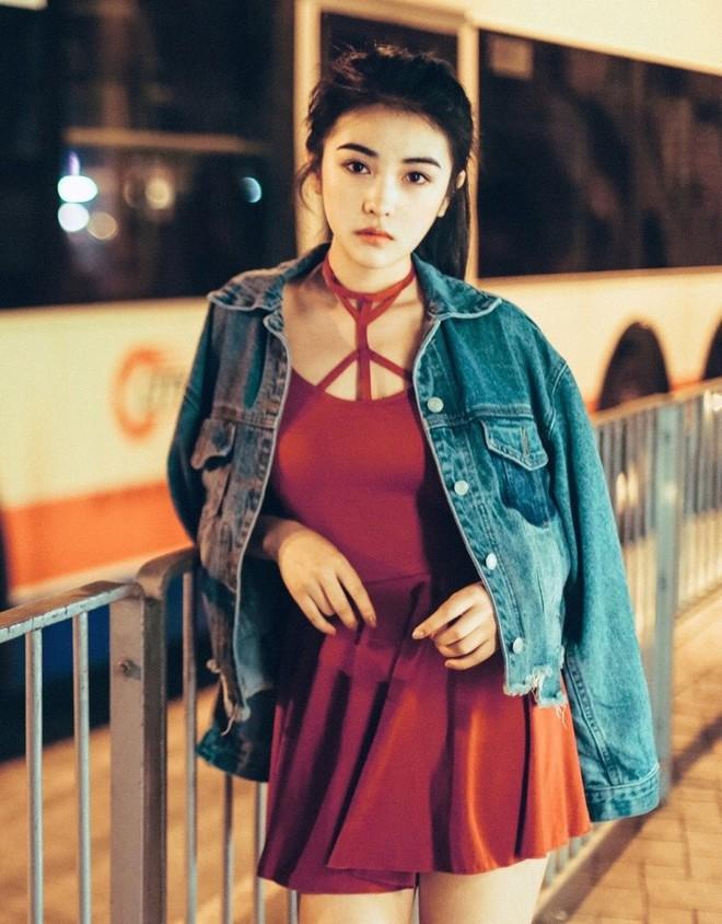 Cô bạn Trung Quốc sở hữu nét đẹp được ví như các mỹ nhân TVB thập niên 90 - Ảnh 5.