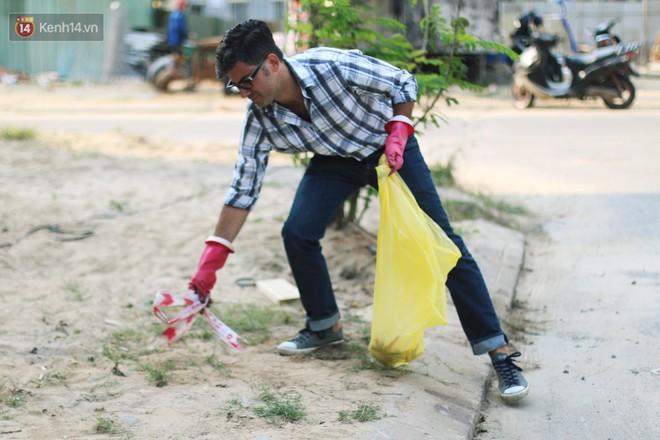 """Quá yêu Đà Nẵng, chàng trai Tây lặng lẽ nhặt rác mỗi ngày: """"Tôi không muốn thành phố này mất đẹp trong lòng du khách"""" - Ảnh 9."""