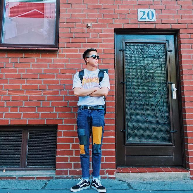 Ít ai biết Decao có một người em trai cũng có gu thời trang khác biệt, siêu cool ngầu và cực đáng để follow - Ảnh 6.