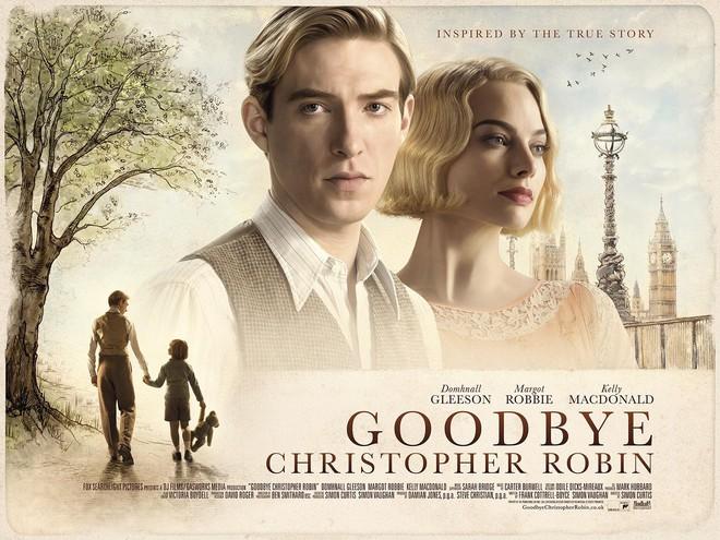 """Goodbye Christopher Robin: Hành trình trở về cùng gia đình và tuổi thơ mang tên """"Gấu Pooh"""" - Ảnh 1."""