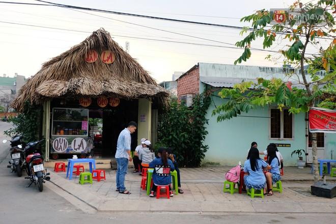 Nữ sinh lớp 10 ở Sài Gòn mở quán bán bánh bèo: Hãy cứ thử làm hết sức, mới biết mình thích gì! - Ảnh 5.