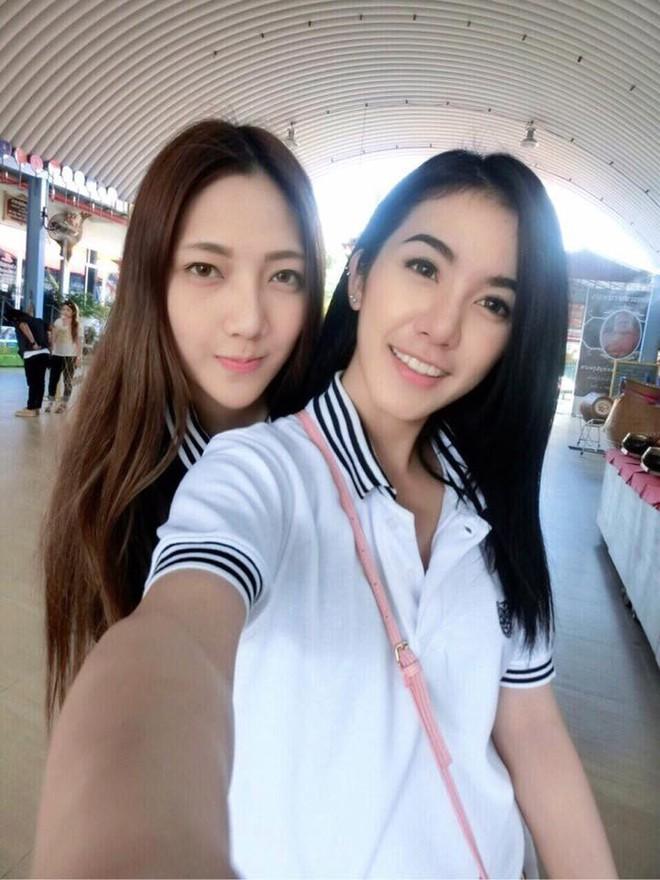 Cặp đồng tính nữ Thái Lan chưa bao giờ hết hot vì đã đẹp là phải đẹp cả đôi - Ảnh 8.