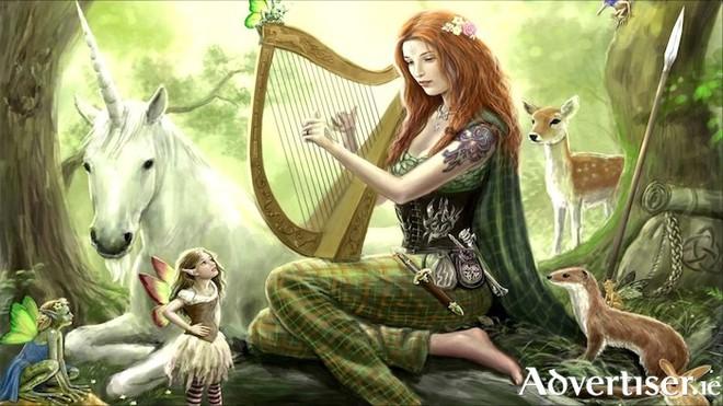 Âm nhạc làm ta mê đắm nhưng đến nỗi coi nhạc cụ là... báu vật quốc gia thì chỉ có người Ireland - Ảnh 5.