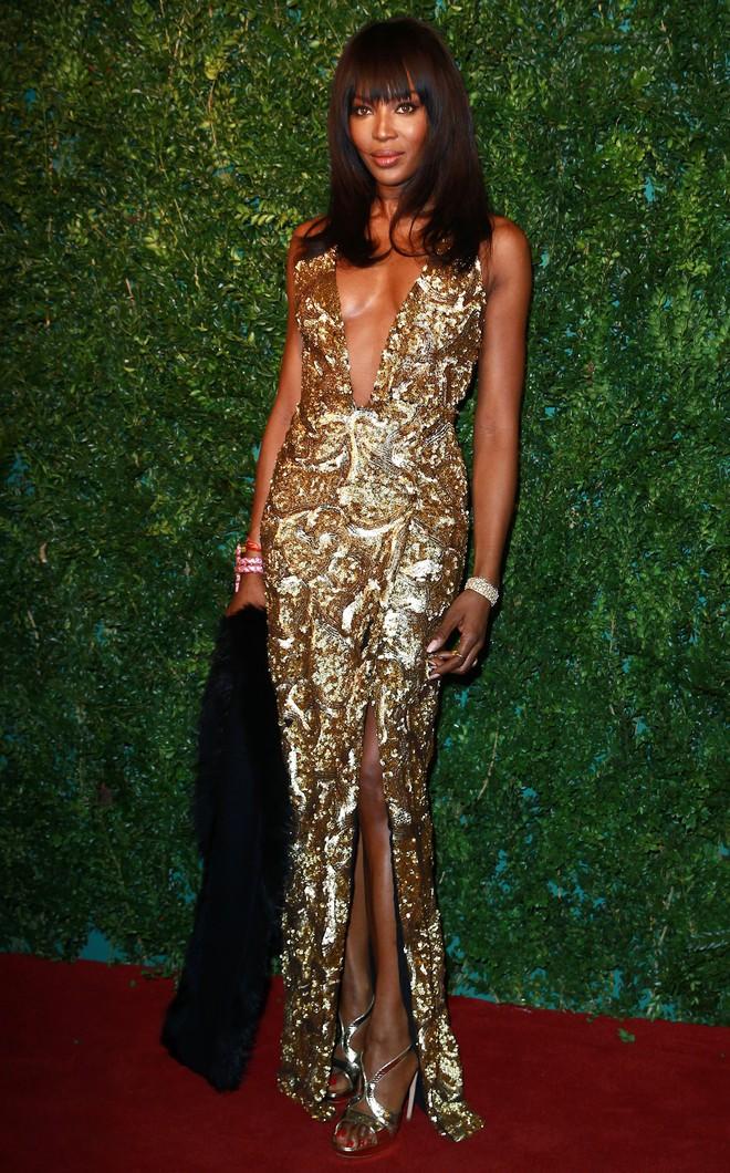 """Ngôi vị Biểu tượng Thời trang 2018 đã thuộc về Siêu mẫu Naomi Campbell - """"Mẹ đẻ"""" của The Face - Ảnh 2."""