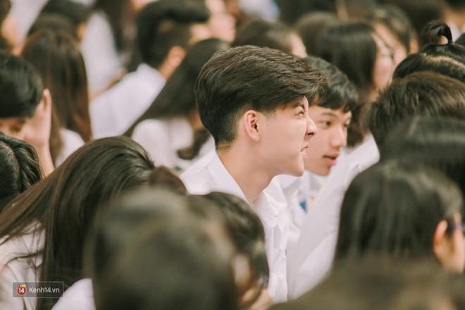 Cuộc thi Học sinh thanh lịch của Phan Đình Phùng tìm được cặp Đại sứ mới, hot boy cầm cờ chiếm spotlight - Ảnh 9.