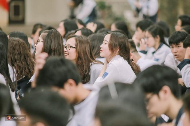Cuộc thi Học sinh thanh lịch của Phan Đình Phùng tìm được cặp Đại sứ mới, hot boy cầm cờ chiếm spotlight - Ảnh 10.
