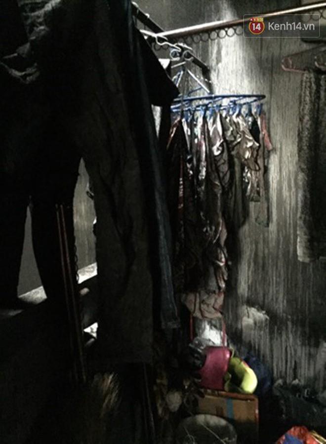 Khung cảnh ám ảnh trong chung cư Carina 3 ngày sau vụ cháy khiến 13 người thiệt mạng - Ảnh 5.