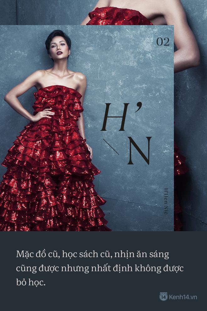 HHen Niê: Phía sau thành công của một nàng Hậu là áp lực đè nặng, nhưng không bao giờ cho phép mình từ bỏ - Ảnh 4.