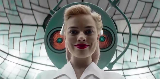"""""""Harley Quinn"""" Margot Robbie vừa đẹp vừa điên bất chấp trong Terminal - Ảnh 6."""