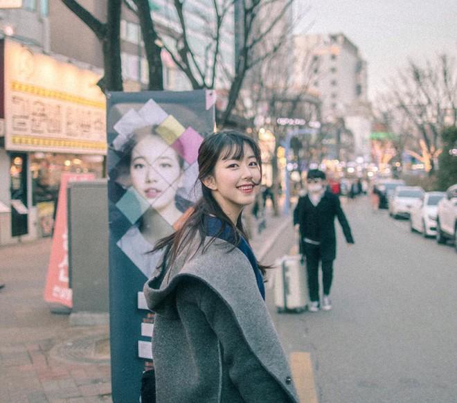 """Nhan sắc nhẹ nhàng đúng chuẩn """"mối tình đầu"""" của cô bạn đến từ Hàn Quốc - Ảnh 8."""