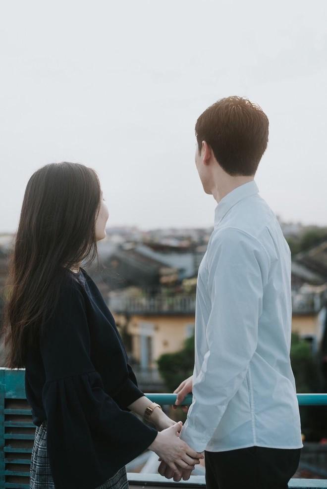 Chuyện tình nữ DHS Việt và chàng trai Nhật: Để mặt mộc, mặc đồ ngủ đi siêu thị bỗng gặp ngay tình đầu đẹp như phim - Ảnh 6.