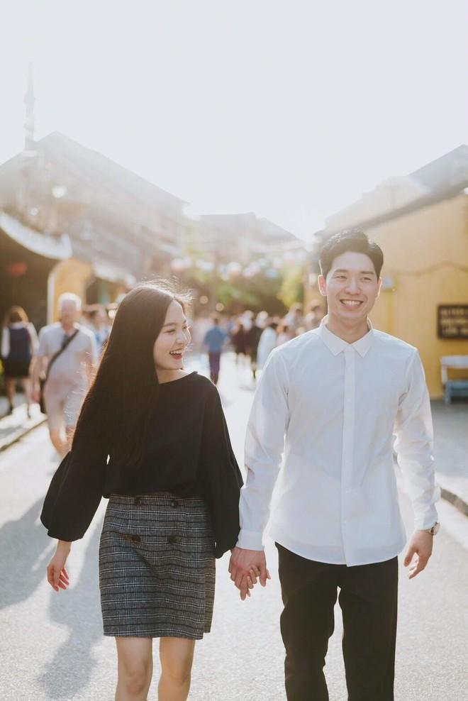 Chuyện tình nữ DHS Việt và chàng trai Nhật: Để mặt mộc, mặc đồ ngủ đi siêu thị bỗng gặp ngay tình đầu đẹp như phim - Ảnh 1.