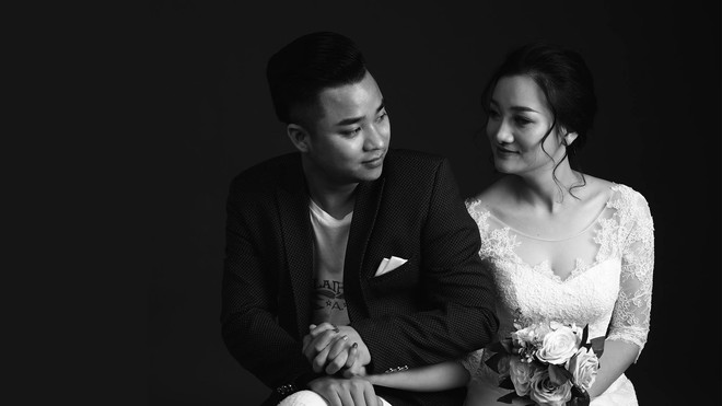 Chân dung vợ sắp cưới xinh đẹp của Hữu Công - Ảnh 1.
