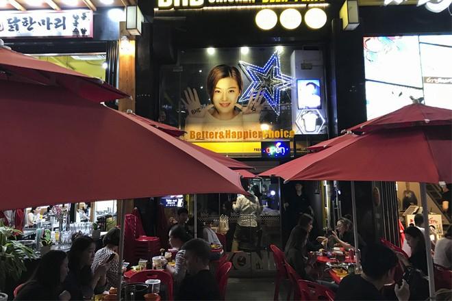 Mách nhỏ 8 cửa hàng gà rán ngon bậc nhất ở Seoul nếu có dịp nhất định phải ghé qua ăn thử - Ảnh 9.