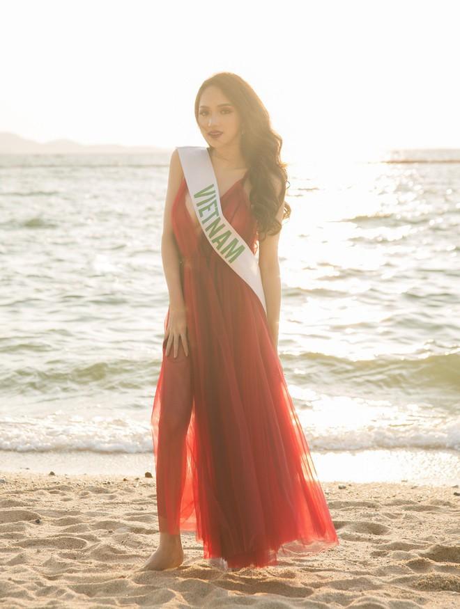 Ngắm nhan sắc của Hương Giang trong những chặng cuối của Hoa hậu Chuyển giới Quốc tế 2018 - Ảnh 6.