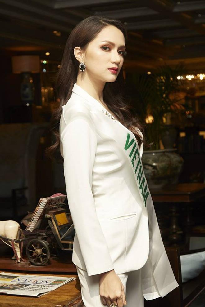 """Gặp Hương Giang trước """"giờ G"""" chung kết Hoa hậu Chuyển giới Quốc tế 2018 - Ảnh 2."""