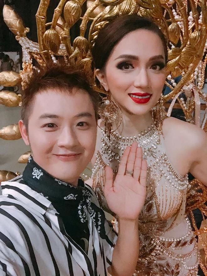 Uống nước cầm hơi, Hương Giang xuất sắc đăng quang Hoa hậu Chuyển giới Quốc tế 2018 2