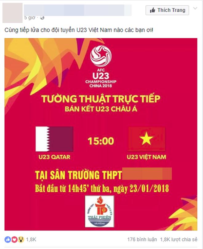 Trước thềm bán kết U23 Việt Nam gặp Qatar: Hàng loạt công ty cho nghỉ làm, thưởng 1 triệu cho mỗi nhân viên tương đương bàn thắng VN ghi được