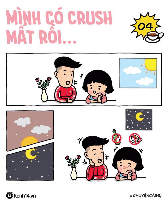 Hoá ra crush một người là như thế này đó hả? - Ảnh 9.