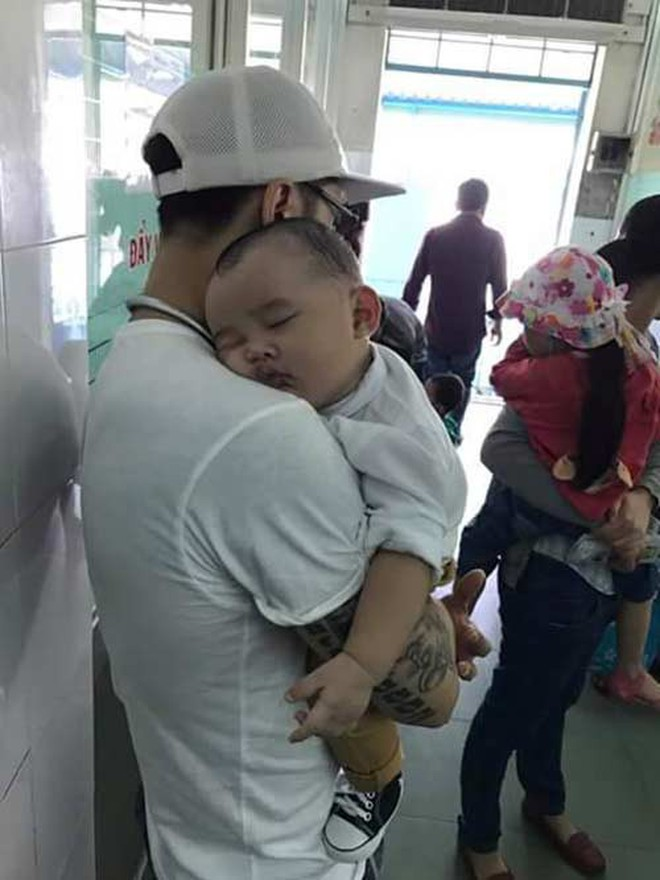 """Sao nam Việt: Từng là soái ca """"sát gái"""" hô biến thành """"ông bố bỉm sữa"""" đảm đang - Ảnh 6."""