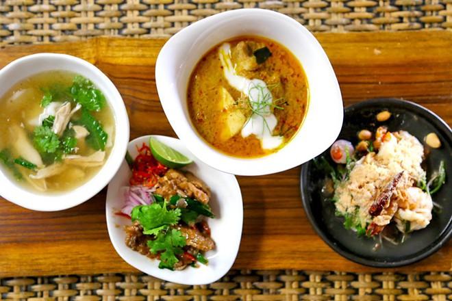 6 nhà hàng chuẩn sao Michelin ở Thái Lan, chỉ cần ghé qua chắc chắn sẽ ấn tượng khó quên - Ảnh 1.