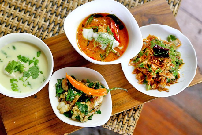 6 nhà hàng chuẩn sao Michelin ở Thái Lan, chỉ cần ghé qua chắc chắn sẽ ấn tượng khó quên - Ảnh 2.