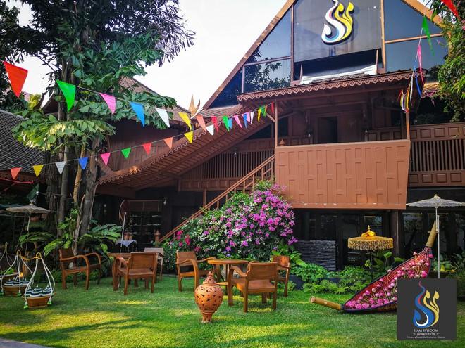 6 nhà hàng chuẩn sao Michelin ở Thái Lan, chỉ cần ghé qua chắc chắn sẽ ấn tượng khó quên - Ảnh 4.