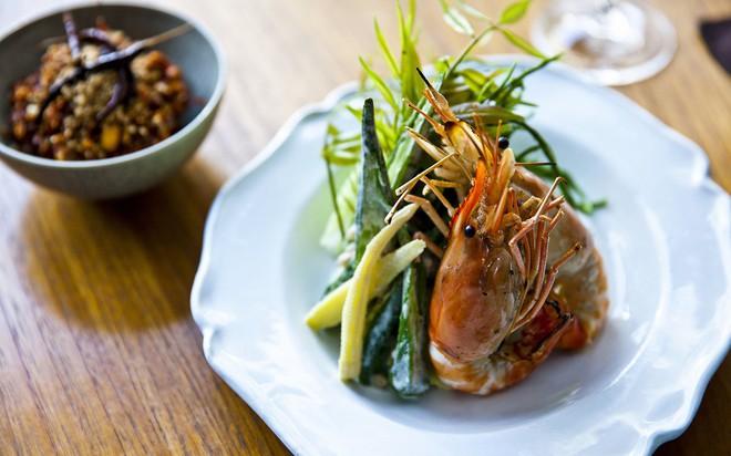 6 nhà hàng chuẩn sao Michelin ở Thái Lan, chỉ cần ghé qua chắc chắn sẽ ấn tượng khó quên - Ảnh 8.