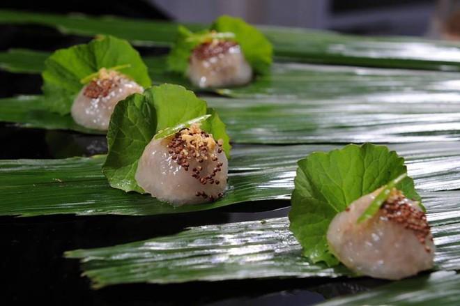 6 nhà hàng chuẩn sao Michelin ở Thái Lan, chỉ cần ghé qua chắc chắn sẽ ấn tượng khó quên - Ảnh 11.