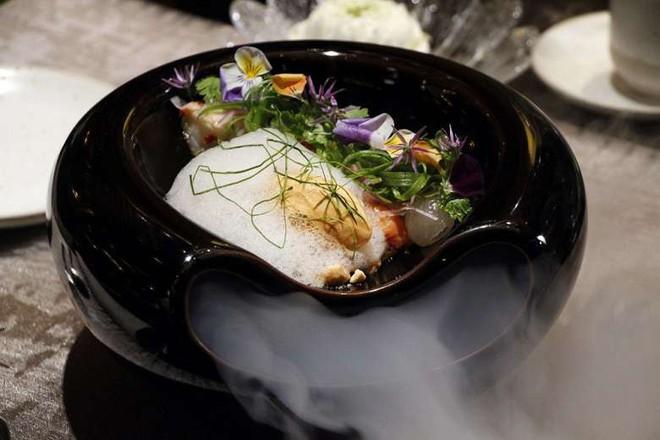 6 nhà hàng chuẩn sao Michelin ở Thái Lan, chỉ cần ghé qua chắc chắn sẽ ấn tượng khó quên - Ảnh 14.