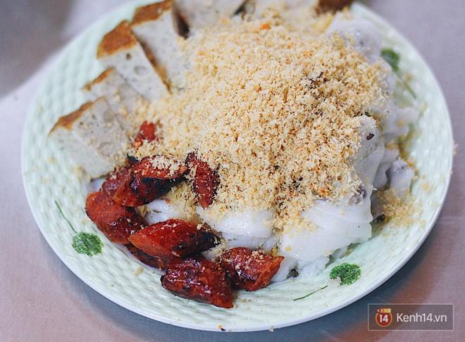 Hàng bánh cuốn lâu năm ở Hà Nội có món nước chấm đặc biệt không hề dùng mắm - Ảnh 9.